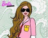 Barbie con gafas de sol