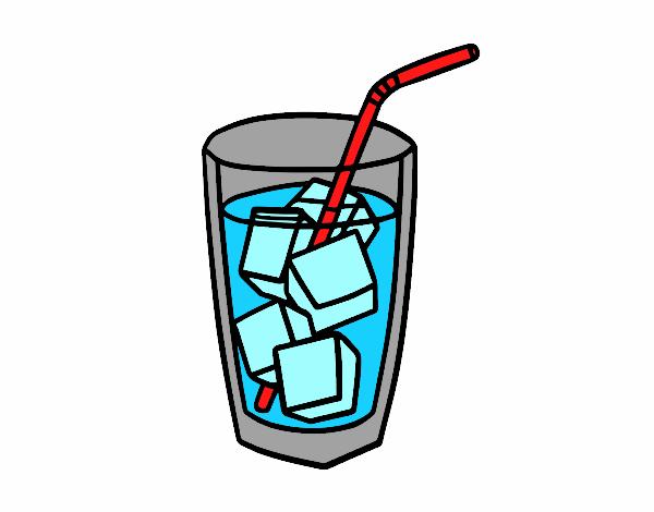 Dibujo vaso con agua pictures to pin on pinterest pinsdaddy - Vaso con agua ...