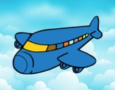 Avión boeing
