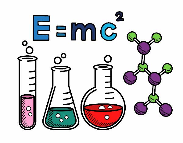 Dibujo De Clase De Química Pintado Por Teacheryax En