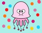 Medusa divertida