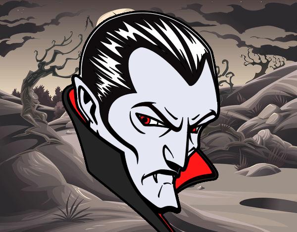 Perfil de Drácula