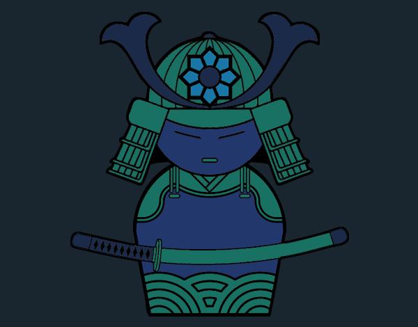 Samurái chino