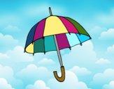 Un paraguas