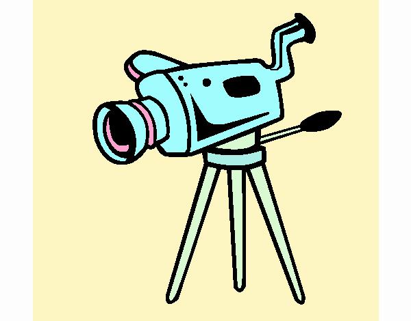 Cámara cinematográfica