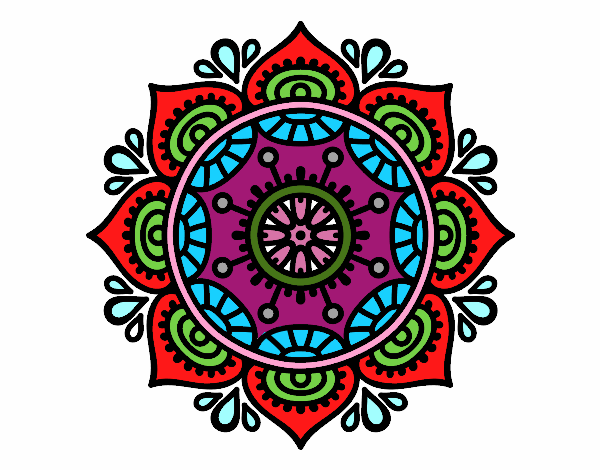 El Dibujo Mas Bonito Del Mundo Para Colorear