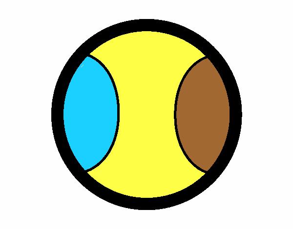 Bola de béisbol II