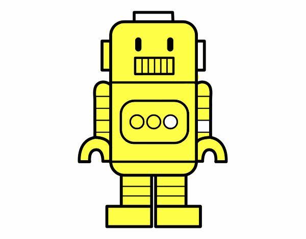 Robot alto