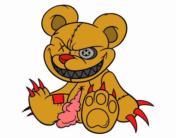 Osito monstruoso