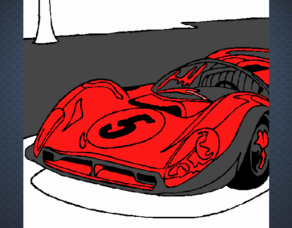 Automóvil número 5