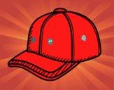 Dibujo Gorra deportiva pintado por keonii