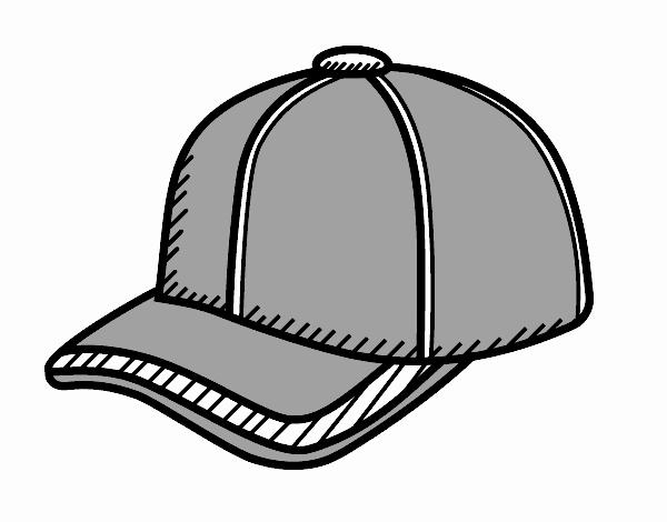 Dibujo Gorra deportiva pintado por marcostano