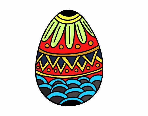 el huevo de fantasia