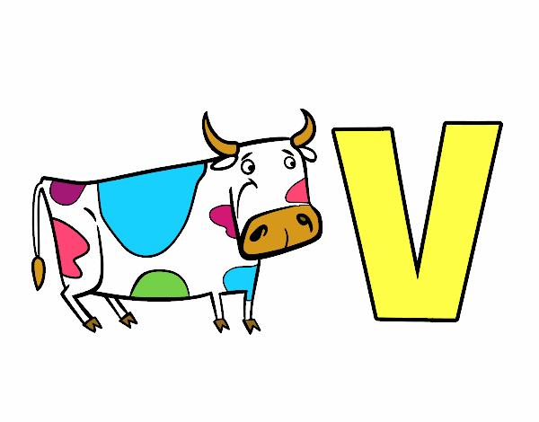 V de Vaca