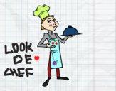 Dibujo Gran chef pintado por sheyla13
