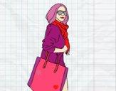 Dibujo Moda casual pintado por sheyla13