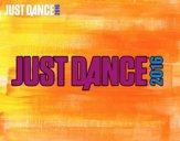 Dibujo Logo Just Dance pintado por Ane1021