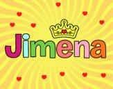 Nombre Jimena