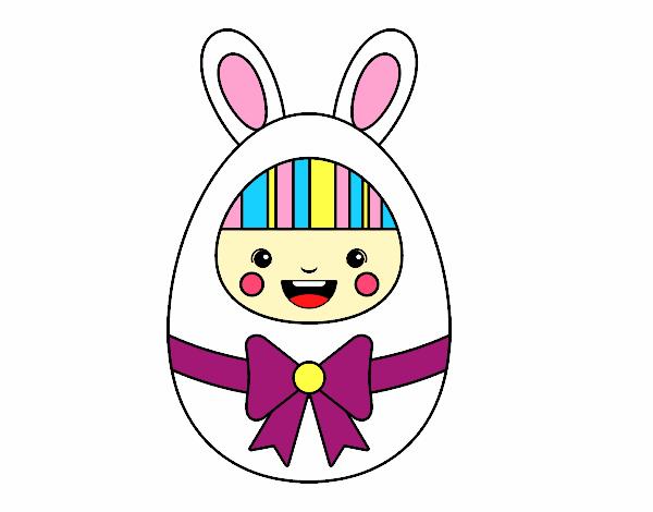 Disfraz de Pascua