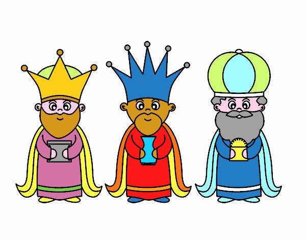 Los 3 Reyes Magos
