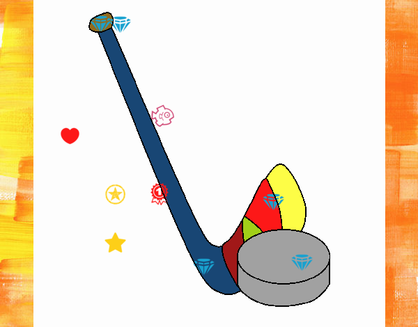 Stick y disco