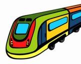 Tren de alta velocidad