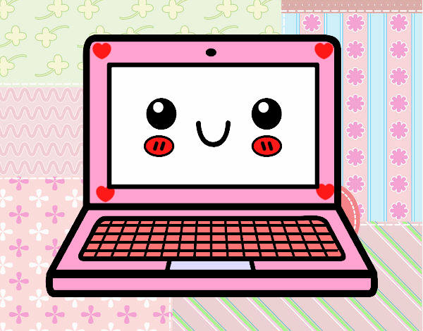 Dibujo Un ordenador portátil pintado por Sosa2005