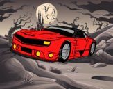 Dibujo Coche deportivo rápido pintado por Jese555