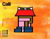 Los días aztecas: la casa Calli