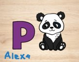 P de Panda