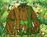 Rey de los bosques