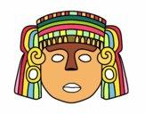 Una máscara mexicana