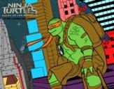 Michelangelo de Ninja Turtles