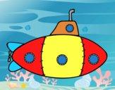 Submarino militar