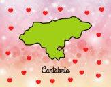 Dibujo Cantabria pintado por NIKCY