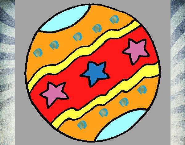 pelota de circo