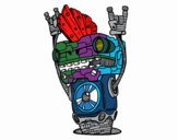 Robot Rock and roll