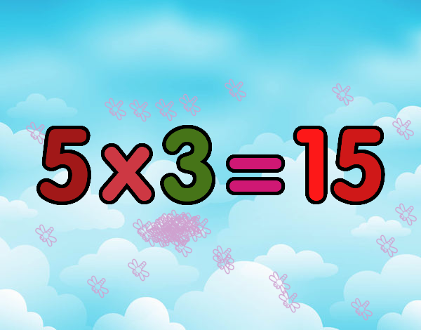 5 x 3
