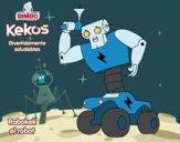 Robokek el robot