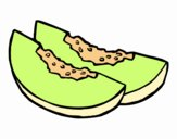 Rodajas de melón