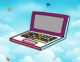 Dibujo Netbook pintado por Eli-