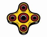 Spinner de 4 puntas