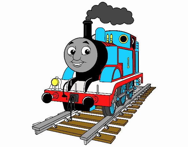 Thomas la locomotora