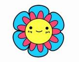 Flor infantil