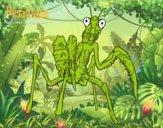 La Mantis Religiosa Gigante