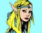 Princesa elfo