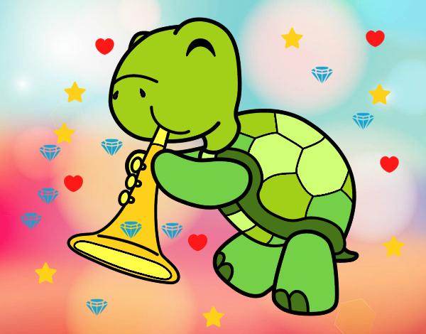 La tortuga cantante