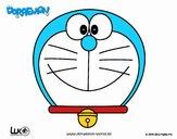 Dibujo Doraemon, el gato cósmico pintado por Patryssa