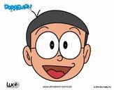 Dibujo Nobita pintado por Patryssa