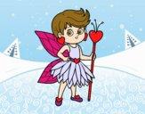 Hada princesa de corazones